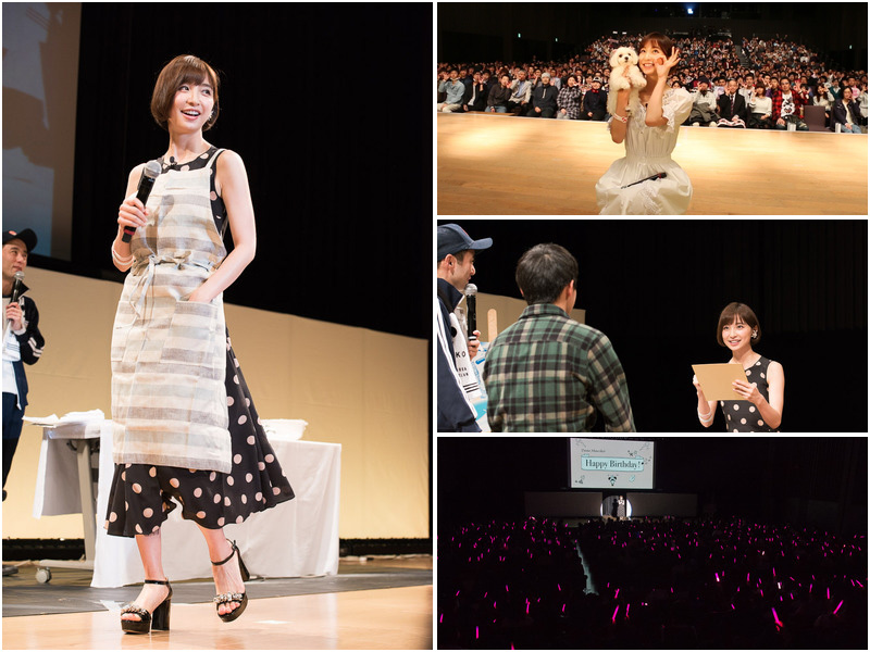 篠田麻里子 AKB48卒業後初のソロイベント開催