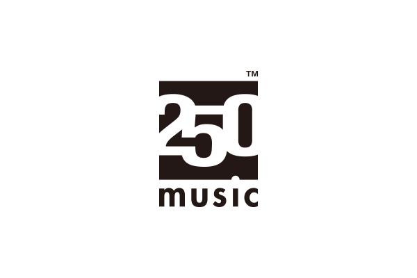 1曲250円で自由に使える音楽配信サイト 「250music(ニーゴーマルミュージック)」オープン!